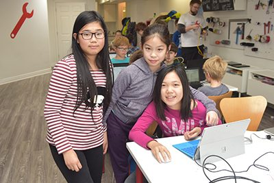 Robotics Programs for Kids Toronto