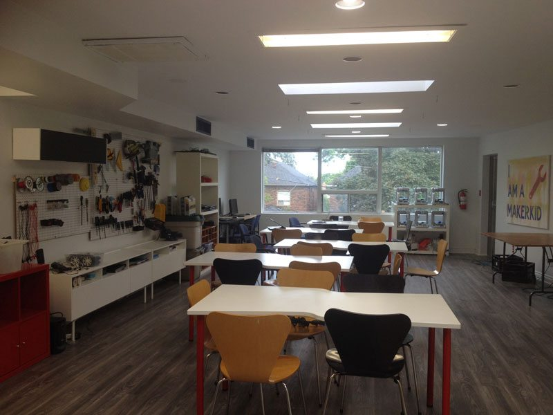 Our makerspace