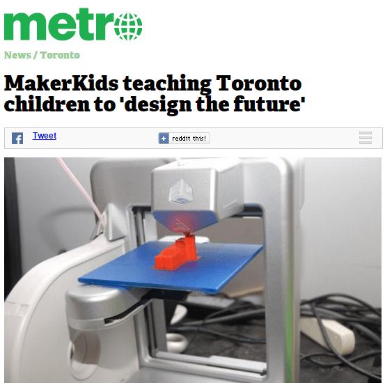 Kids Coding Toronto