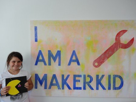 I am a MakerKid