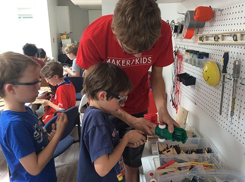 Kids Makerspace Toronto Careers