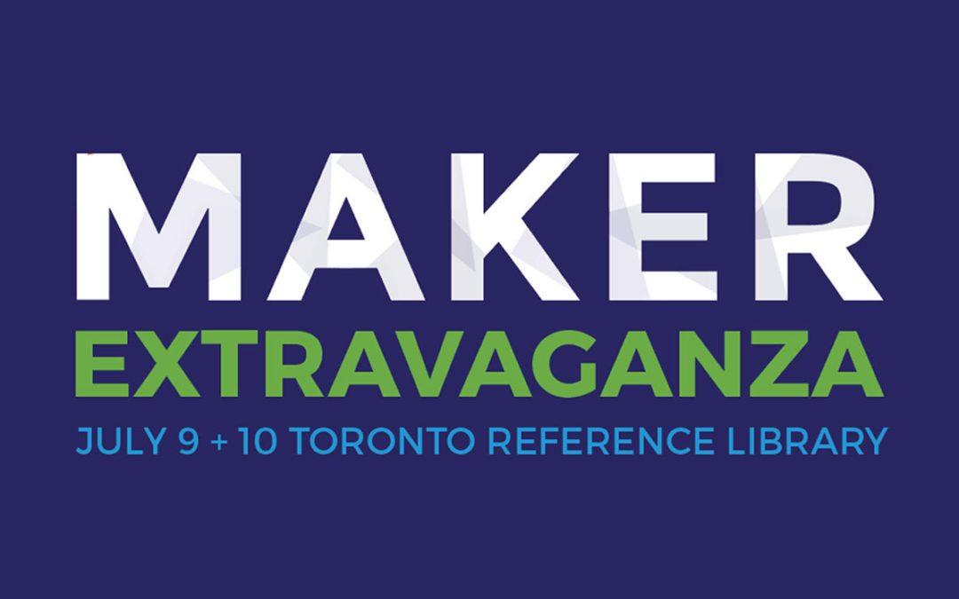 Maker Festival Extravaganza!