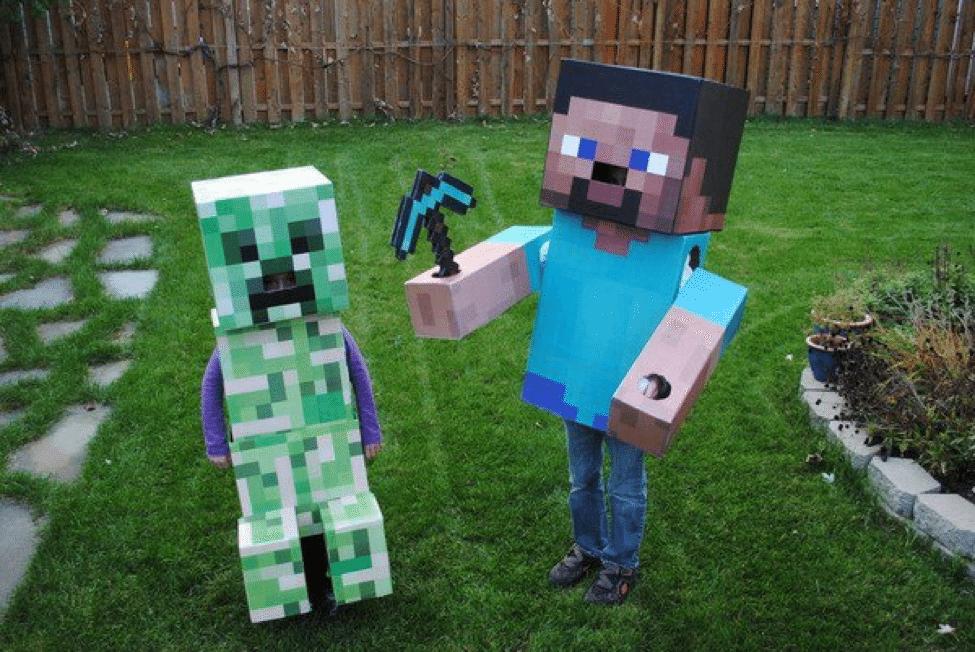 Maker Halloween Costumes