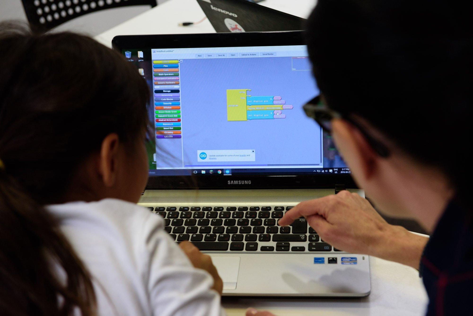 Coding Camps Kids Toronto