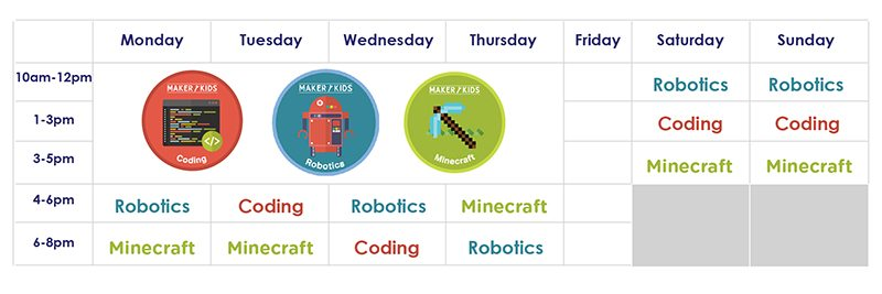 Kids Robotics Programs