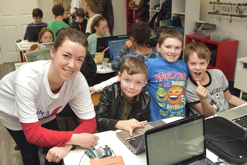 Robotics Programs for Kids Toronto