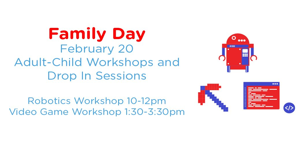 Family Day at MakerKids!