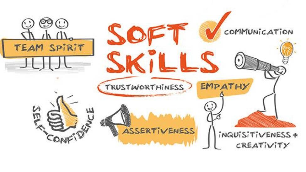 Kids Soft Skills infographic