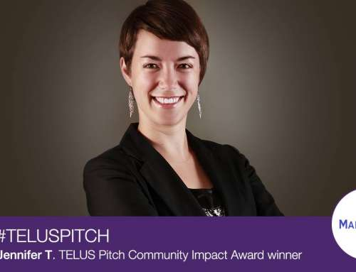 Toronto's MakerKids Wins Telus Pitch Community Impact Award