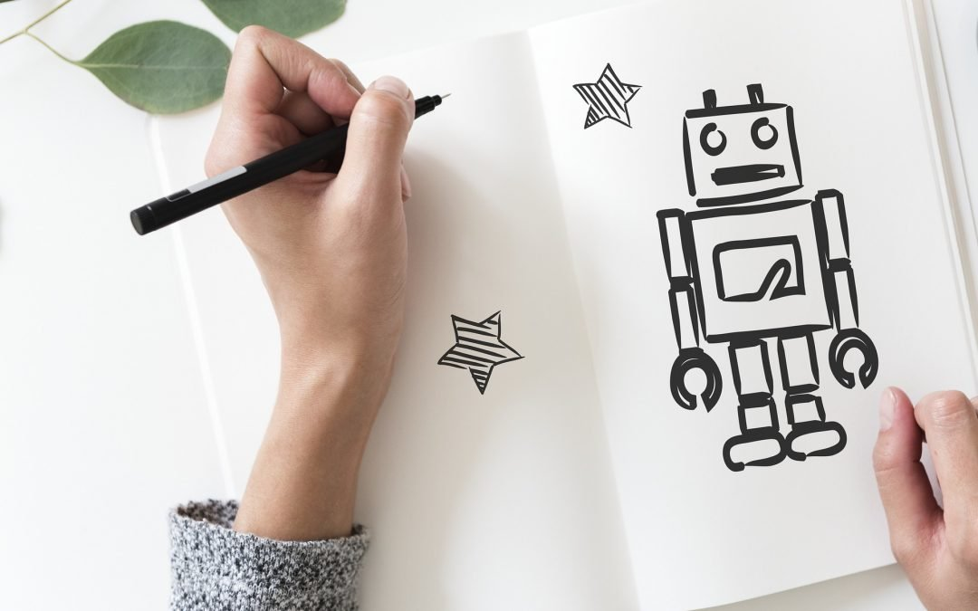 Robots in your home! Robotics activities you can do at home with your child