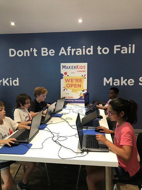 MakerKids-Coding-Program