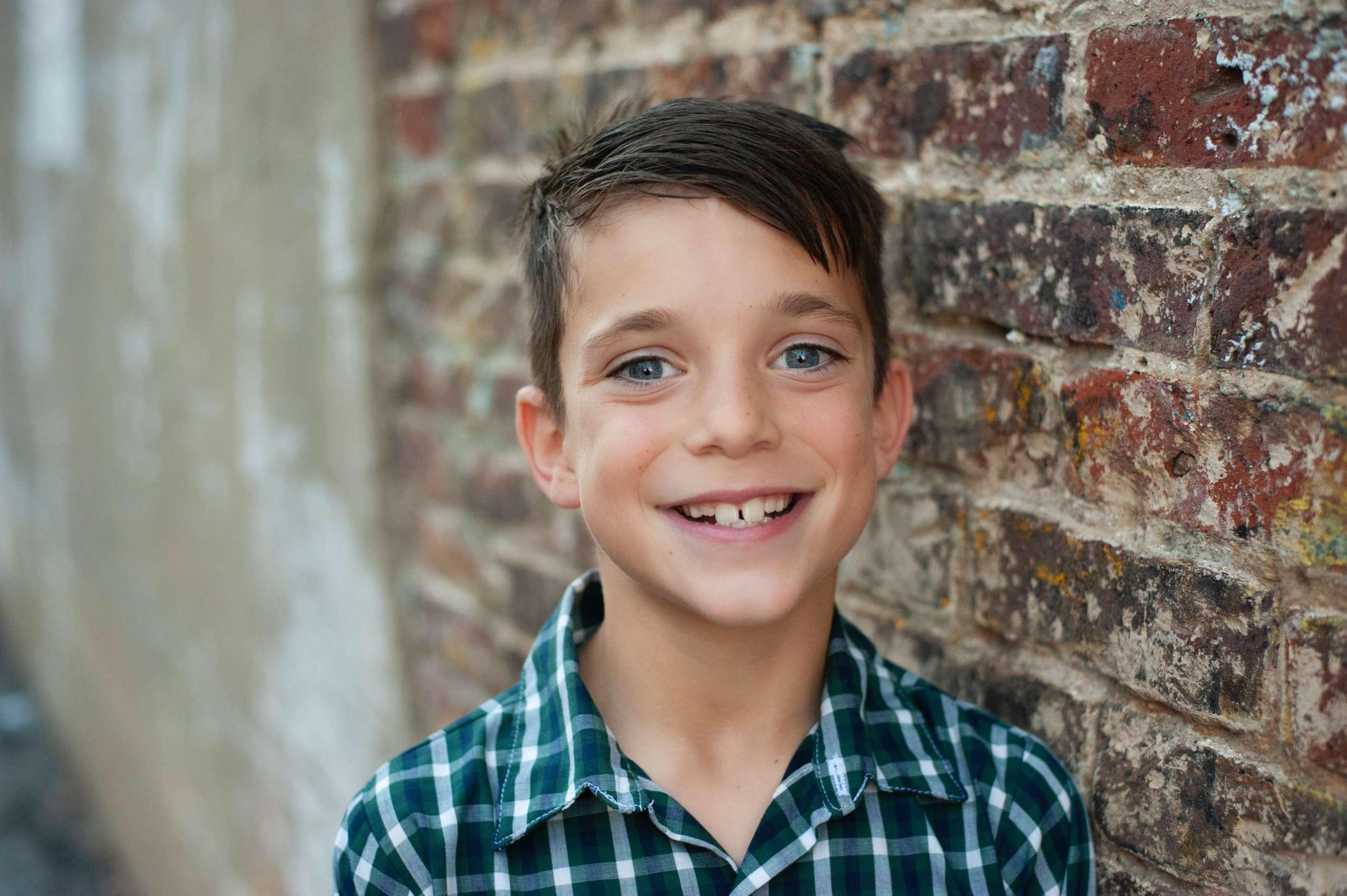 boy learning stem for kids